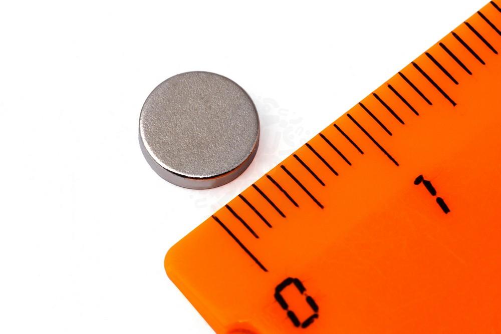 Неодимовый магнит диск 7х1.5 мм в Челябинске