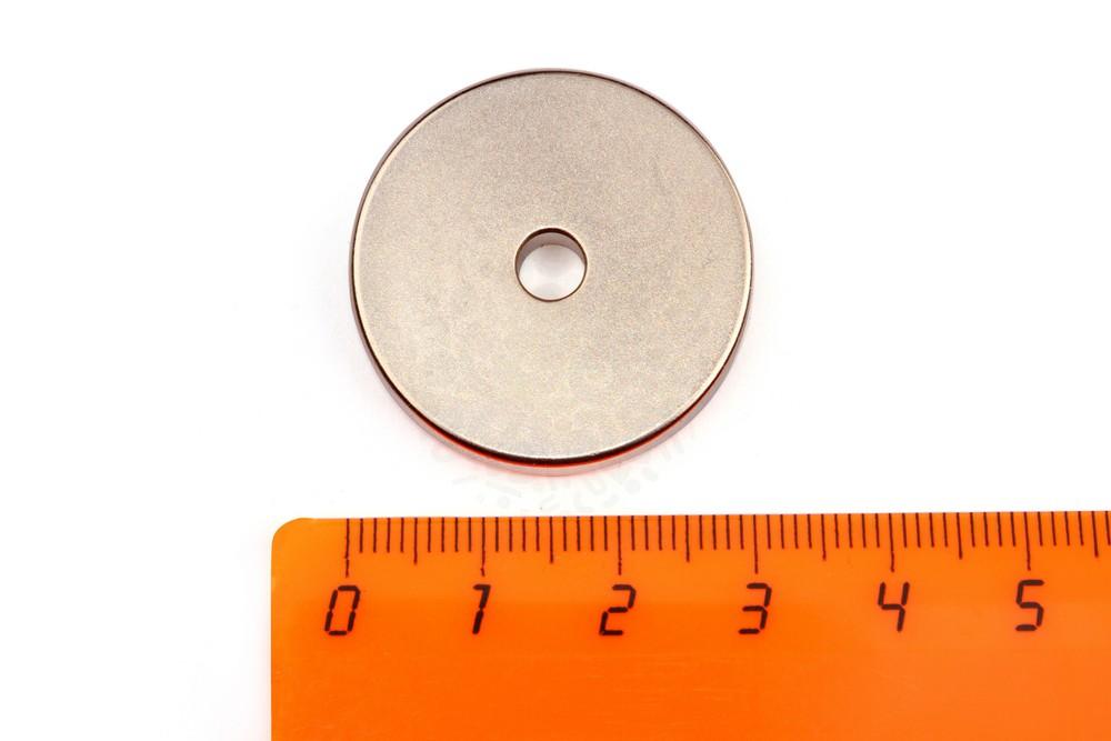 Неодимовый магнит кольцо 30х5х5 мм, N33EH в Брянске
