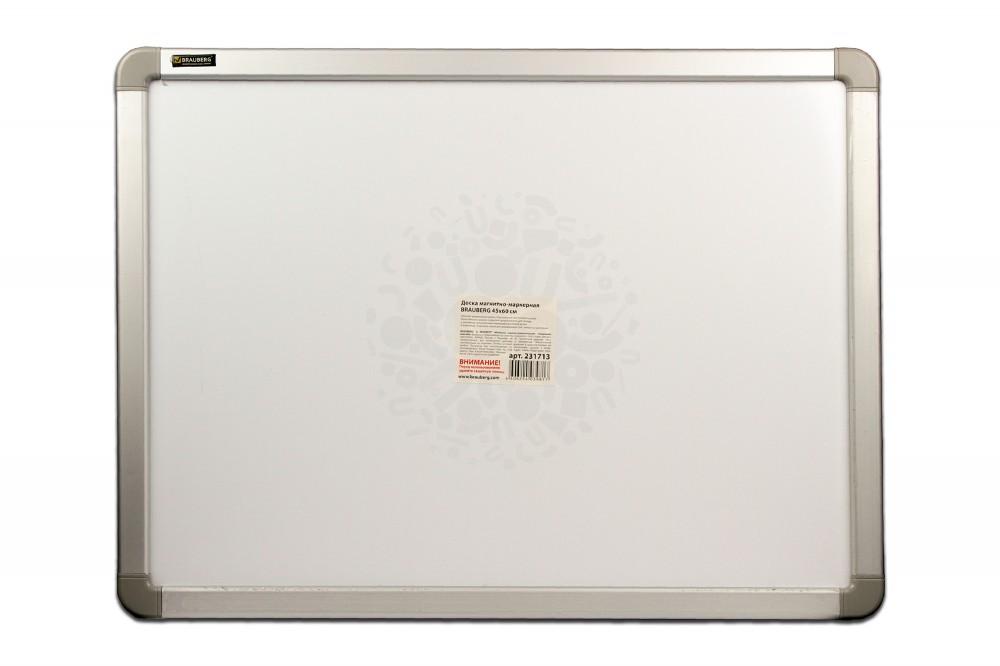 Доска магнитно-маркерная BRAUBERG 45х60 см в Петропавловске-Камчатском