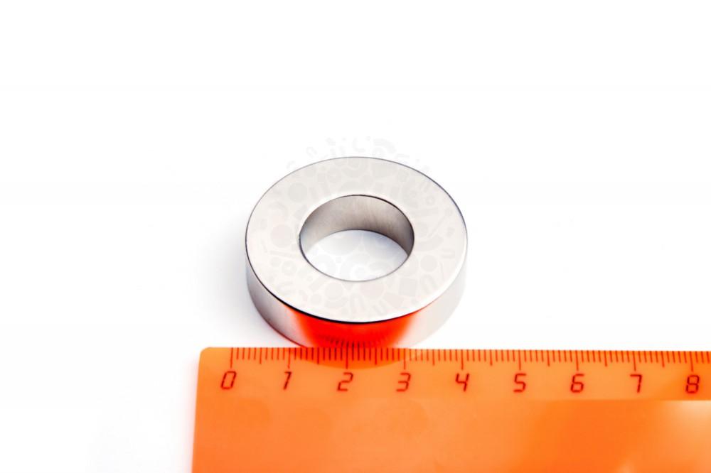 Неодимовый магнит кольцо 40х20х10 мм в Иваново
