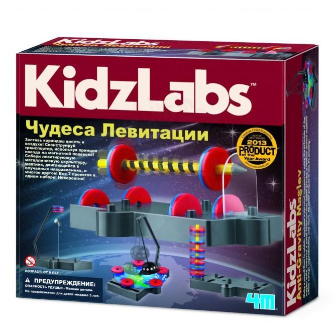 Набор для опытов Чудеса левитации 4М KidsLabz в Астрахани