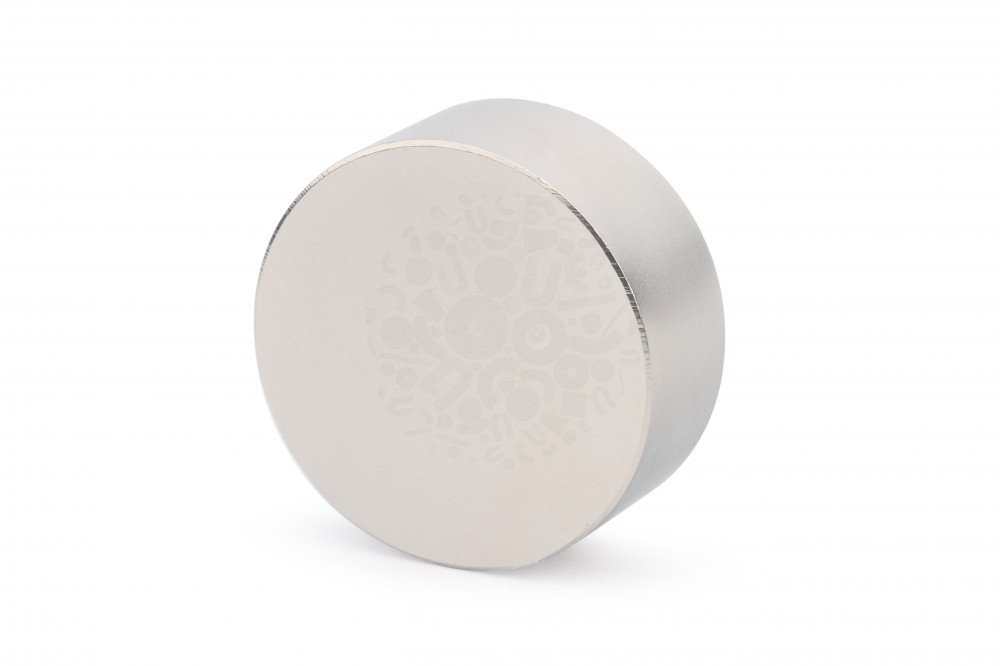 Неодимовый магнит диск 50х20 мм в Ижевске