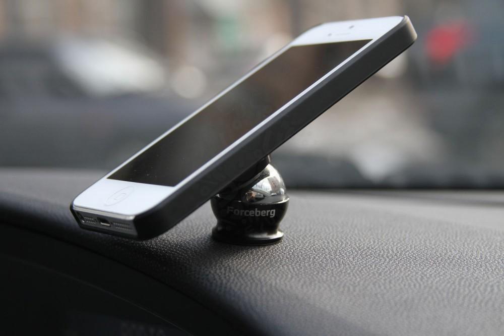 Магнитный держатель для телефона Steelie Car Kit, Forceberg в Астрахани