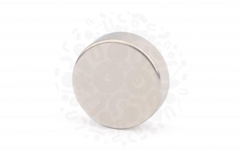 Неодимовый магнит диск 30х10 мм (N45) в Воронеже