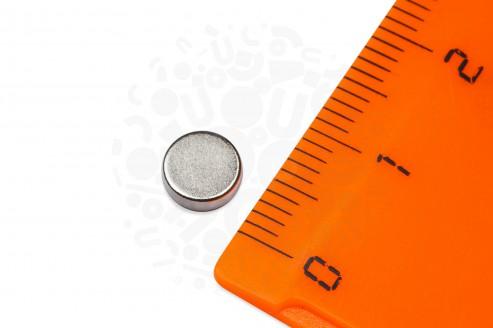 Неодимовый магнит диск 6х2 мм в Воронеже