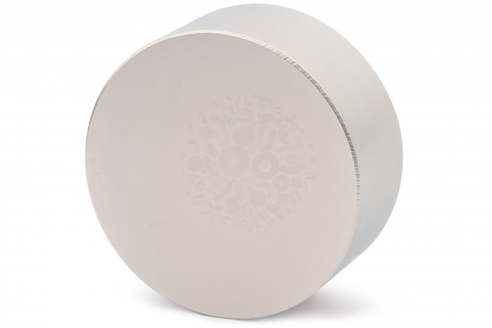 Неодимовый магнит диск 70х30 мм в Самаре