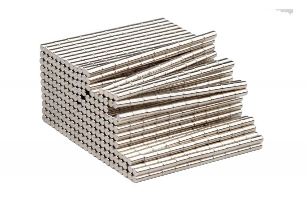 Неодимовый магнит пруток 4х10 мм