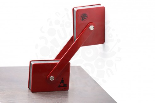 Универсальный магнитный держатель для сварки. Максимальное усилие 35 кг в Воронеже