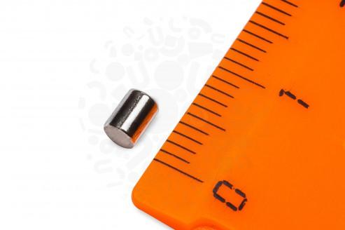 Неодимовый магнит пруток 3х4 мм в Самаре