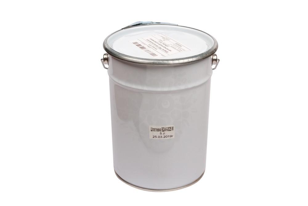 Металлическая магнетирующая шпаклевка Siberia PRO на 5 литров, на 12 м² в Воронеже