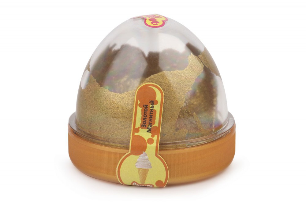 Жвачка для рук Золотая Магнитная 70 гр в Саратове