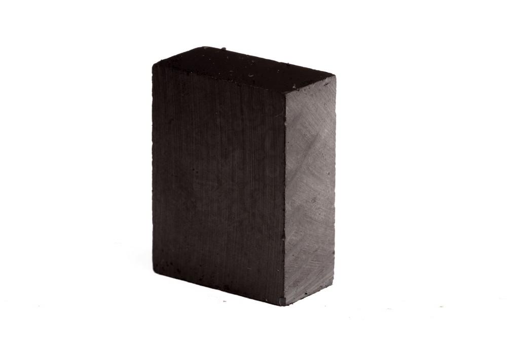 Ферритовый магнит прямоугольник 22.2х17х8.5 мм в Москве
