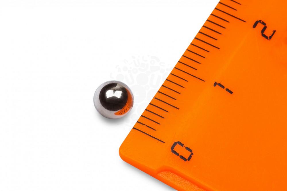 Неодимовый магнит шар 5 мм в Подольске