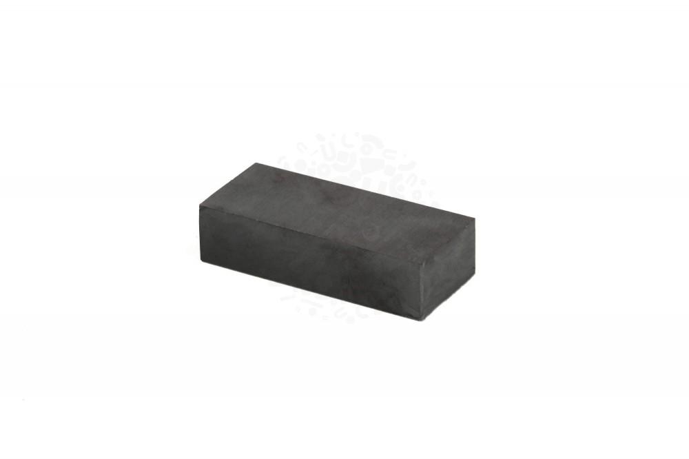 Ферритовый магнит прямоугольник 60х25х15 мм в Иваново