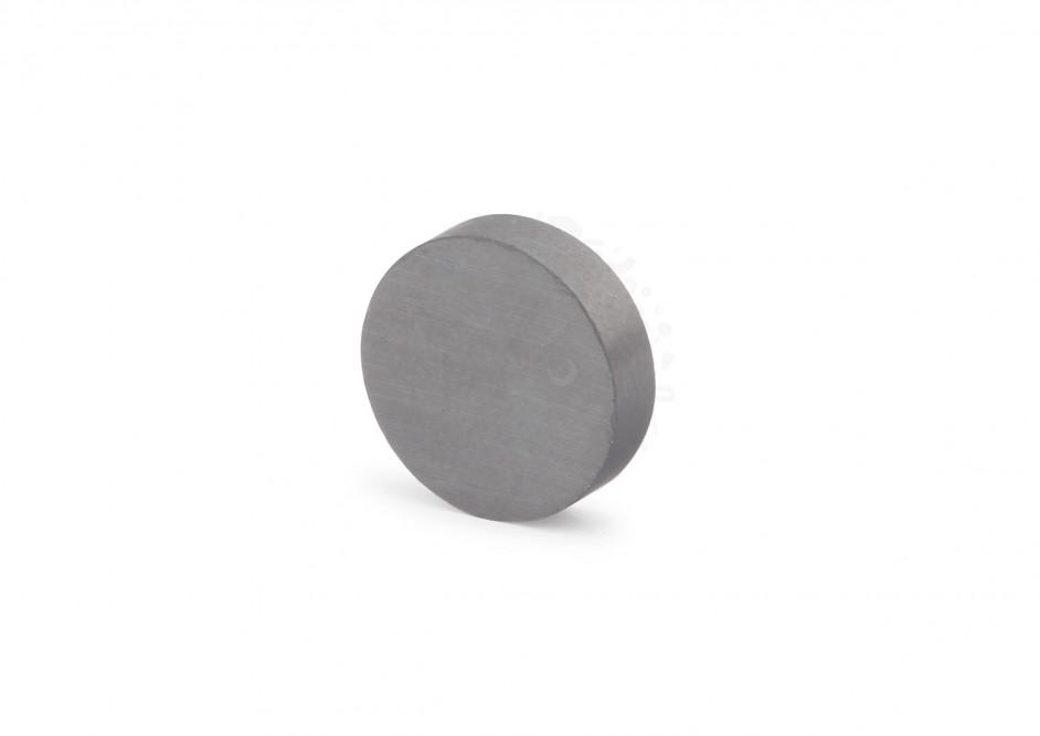 Ферритовый магнит диск 15х4 мм в Москве