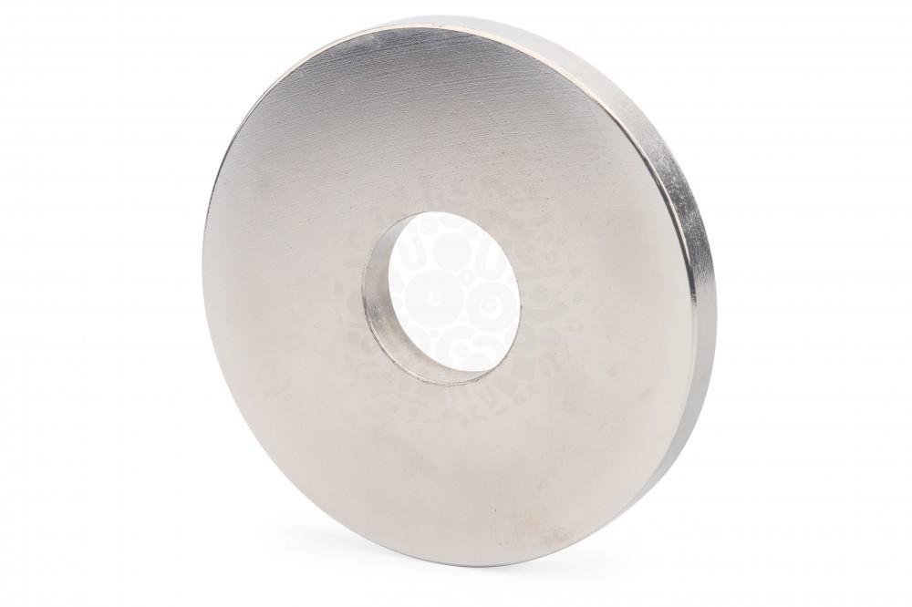 Неодимовый магнит кольцо 80х25х8 мм в Москве