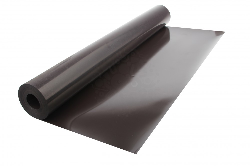 Магнитный винил без клеевого слоя, лист 0.62х5 м, толщина 0.7 мм в Самаре