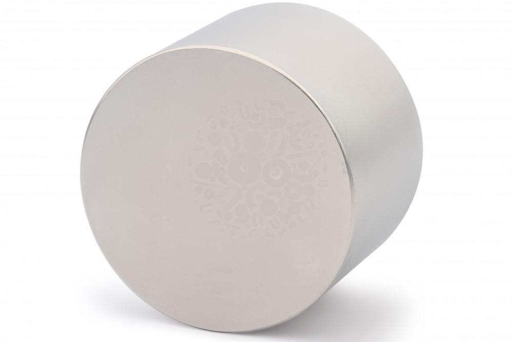 Неодимовый магнит диск 70х50 мм в Астрахани