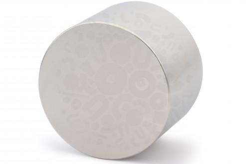 Неодимовый магнит диск 70х50 мм в Воронеже