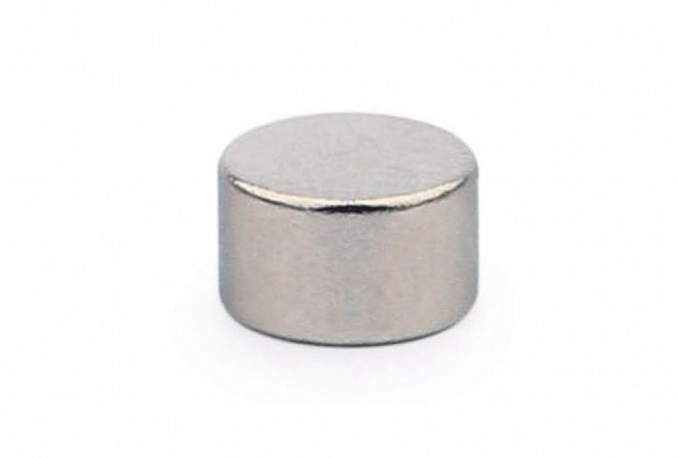 Неодимовый магнит диск 5х3 мм в Барнауле