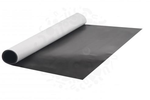 Мягкое железо с клеевым слоем, лист  0.62x1 м, толщина 0.4 мм в Самаре