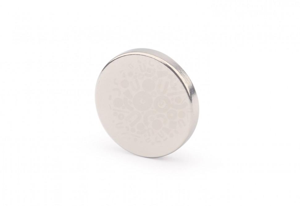 Неодимовый магнит диск 20х3 мм в Барнауле