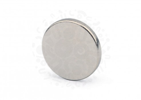 Неодимовый магнит диск 15х2 мм в Самаре