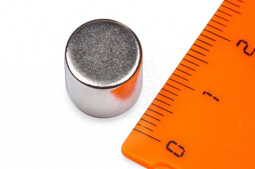 Неодимовый магнит диск 12х10 мм в Туле