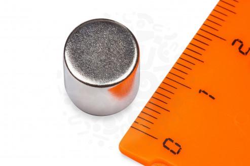 Неодимовый магнит диск 12х10 мм в Ростове-на-Дону