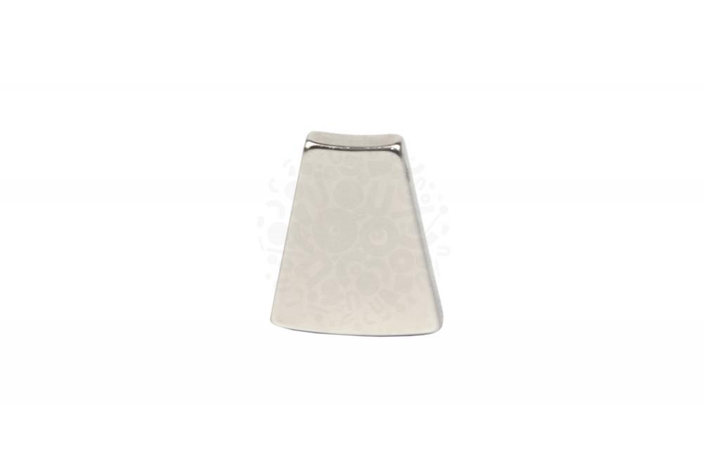 Неодимовый магнит сектор 34,5-31,5х10 мм, 22.5°, N45, диаметральная в Ижевске