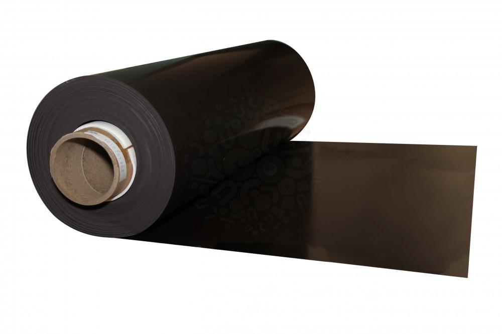Магнитный винил без клеевого слоя, рулон 0.62х15 м, толщина 1.5 мм в Барнауле