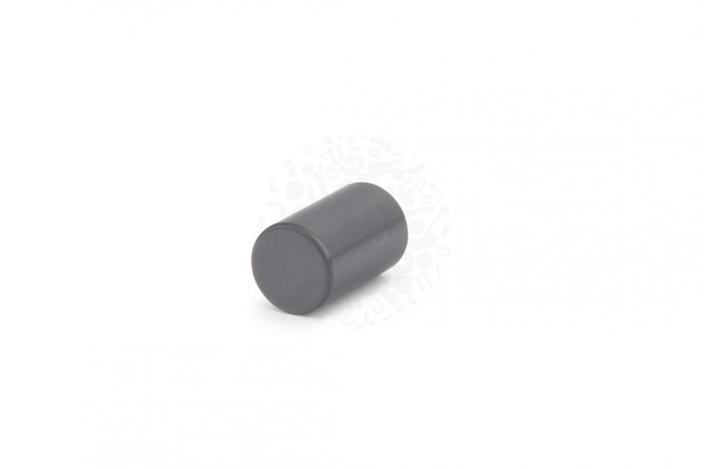 Неодимовый магнит пруток 6х10 мм, черный в Краснодаре