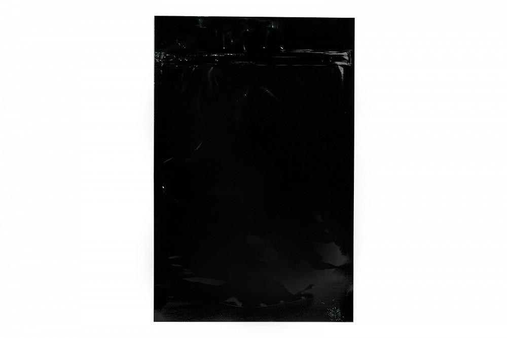 Упаковочные зип пакеты дой пак Forceberg HOME&DIY с замком zip-lock 15х19 см, черный, 8 шт в Саратове