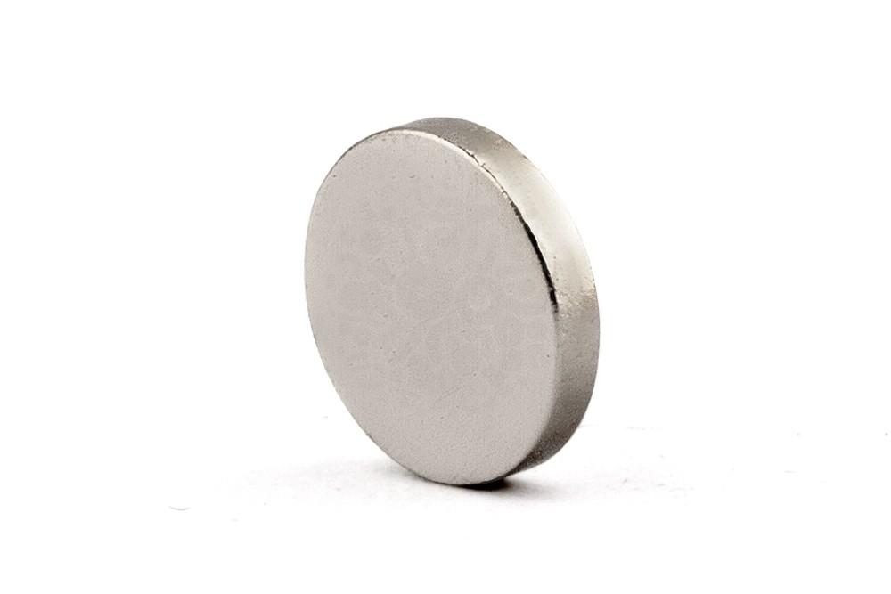 Неодимовый магнит диск 6х1 мм в Барнауле