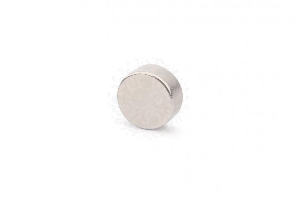 Неодимовый магнит диск 9х4 мм в Казани