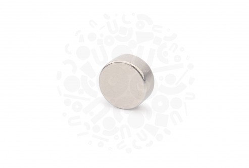 Неодимовый магнит диск 9х4 мм в Самаре