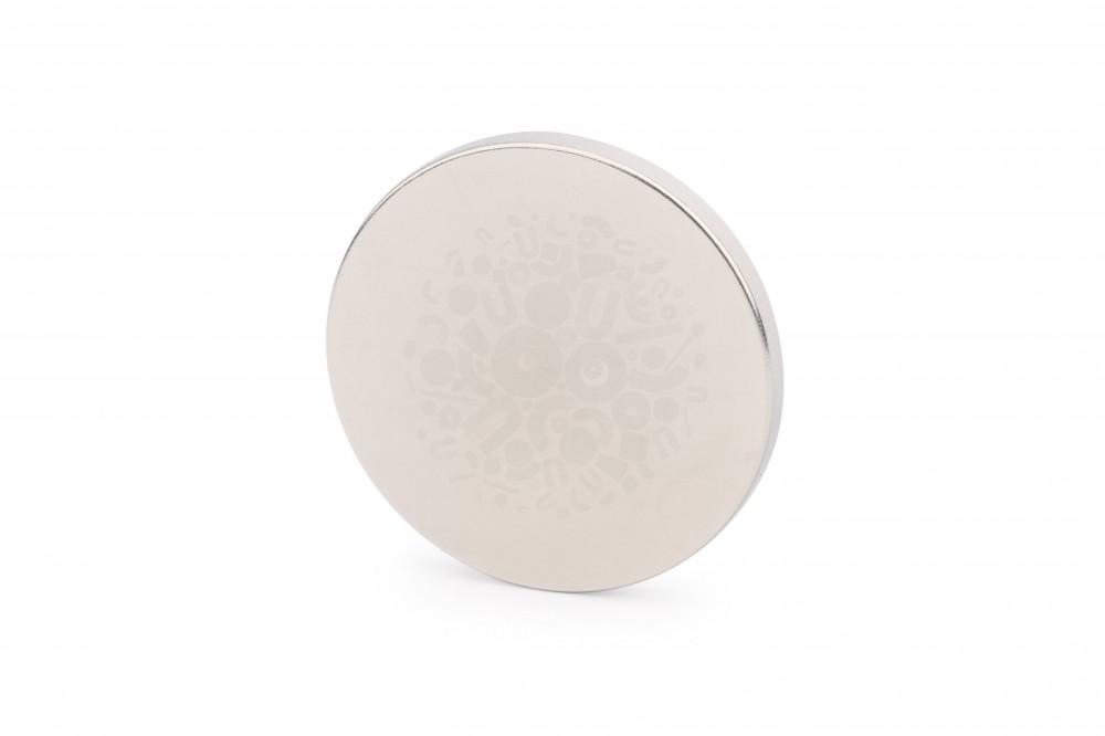 Неодимовый магнит диск 50х5 мм в Краснодаре