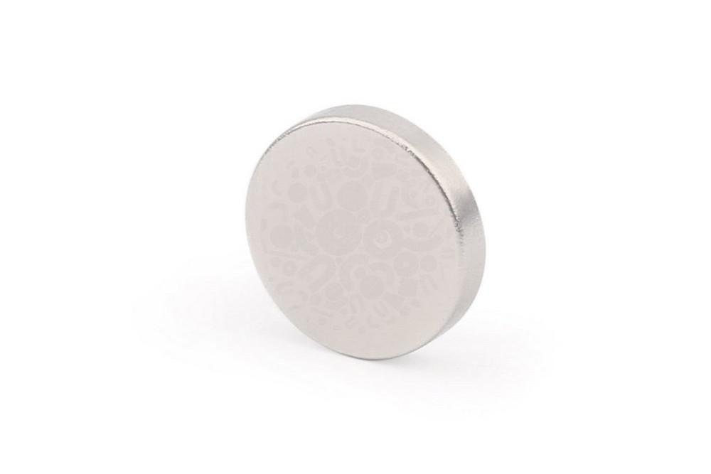 Неодимовый магнит диск 5х1 мм, N45 в Уфе