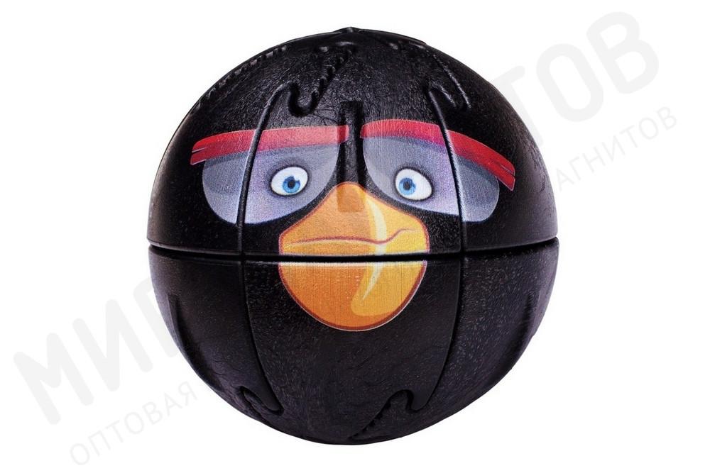 Магнитный пазл Крашик Angry Birds Bomb в Белгороде