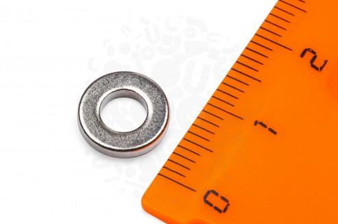 Неодимовый магнит кольцо 10x5x2 мм в Ростове-на-Дону