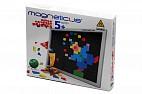 Конструкторы Мозаика Magneticus 5+ 220 элементов (7 цветов)