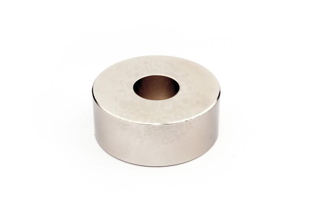 Неодимовый магнит кольцо 50х18х20 мм, диаметральное в Саратове