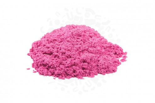 Кинетический песок Космический 0.5 кг, розовый в Воронеже