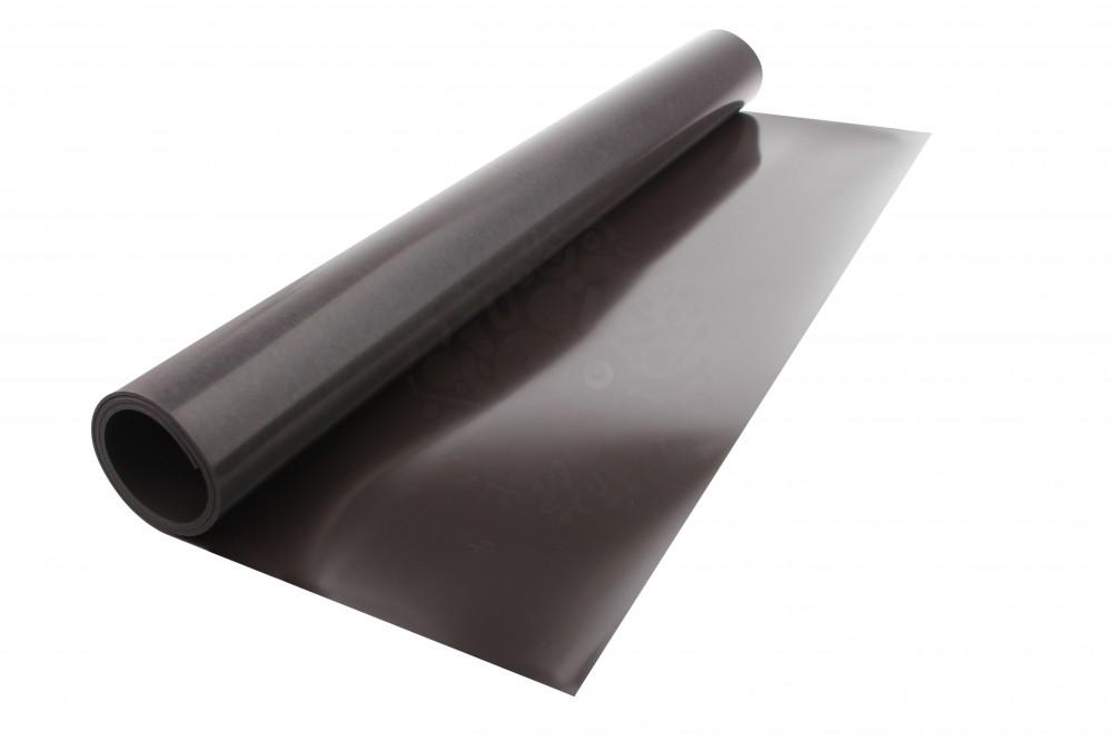 Магнитный винил без клеевого слоя, лист 0.62х1 м, толщина 1.5 мм в Воронеже
