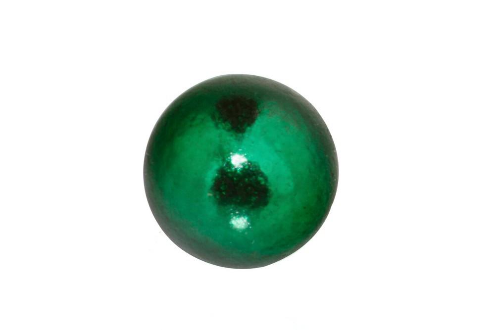 Неодимовый магнит шар 5 мм, зеленый в Москве