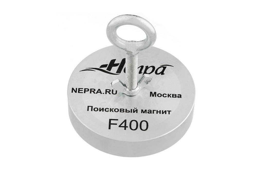 Поисковый магнит односторонний Непра F400, сила сц. 400 кг в Иваново