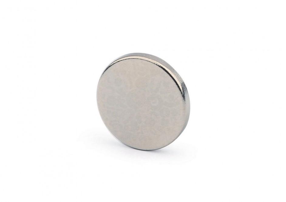 Неодимовый магнит диск 13х2 мм в Москве