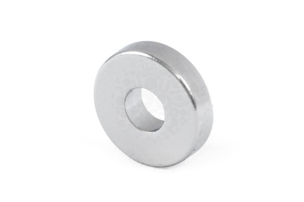 Неодимовый магнит кольцо 8х3х2 мм, N38SH в Иваново