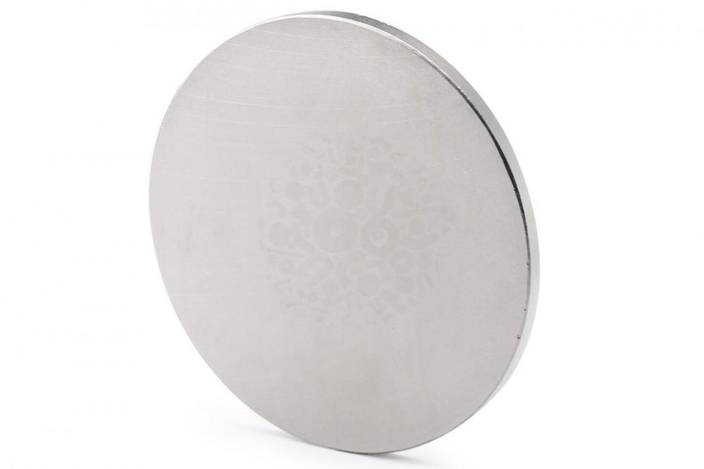 Неодимовый магнит диск 100х5 мм в Москве