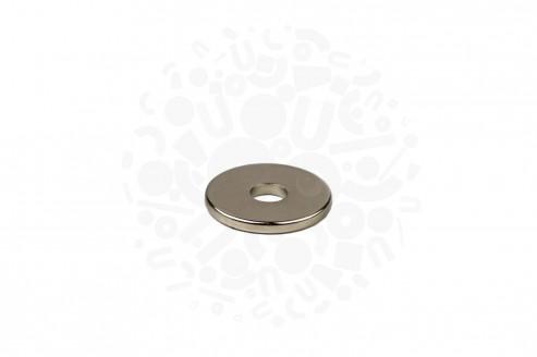 Неодимовый магнит кольцо 14х4х1.5 мм в Москве
